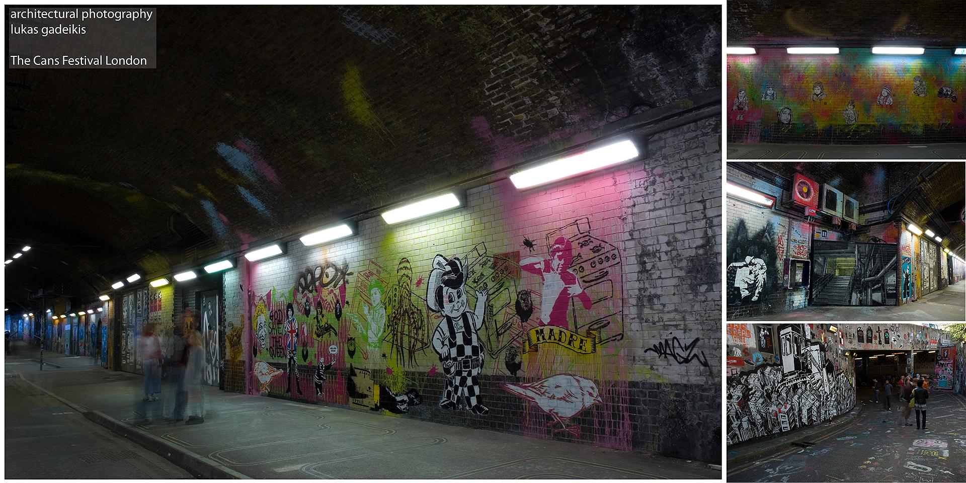 London Grafiti
